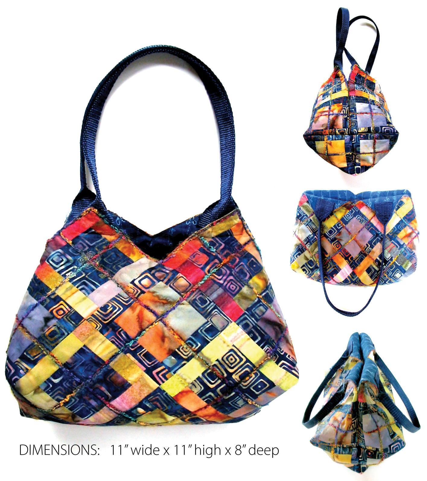 Unique Shaped Handbags This Uniquely Shaped Handbag