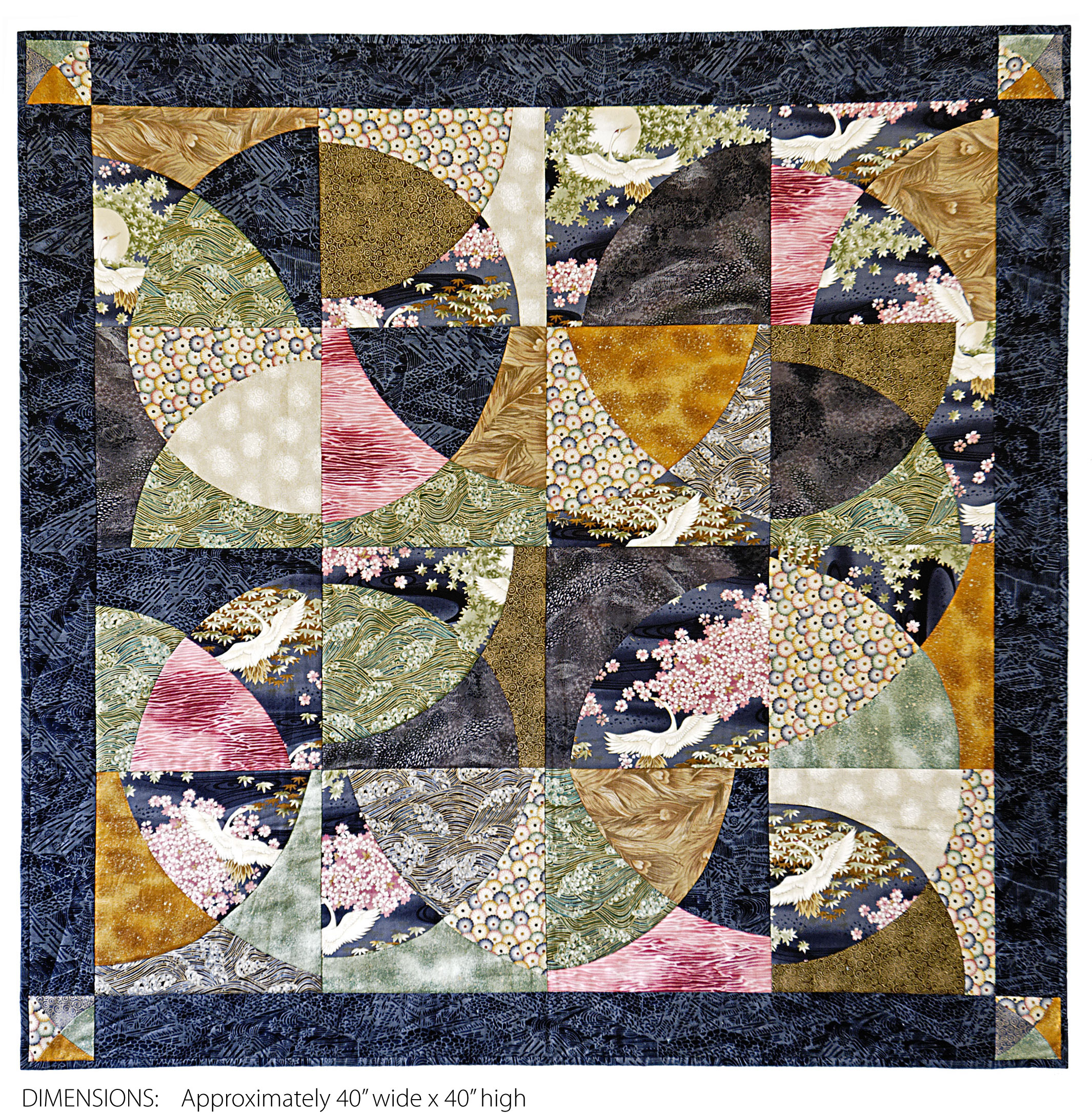 003 Curve Play Quilt